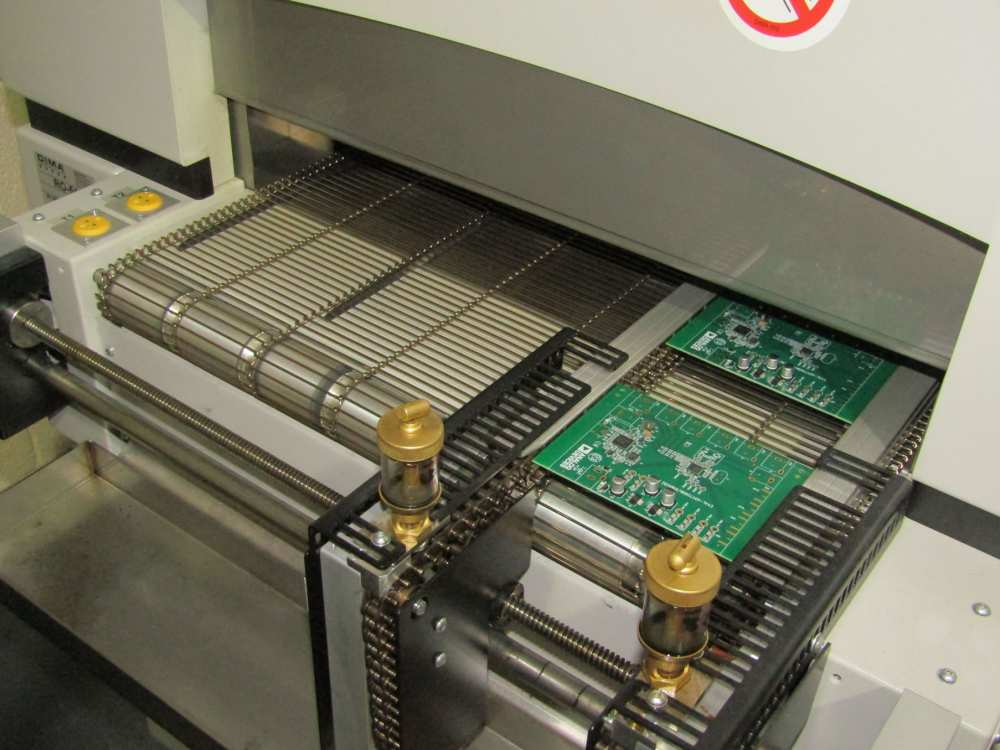 Dima Solano 510 | Machinery used by Aaron PCB