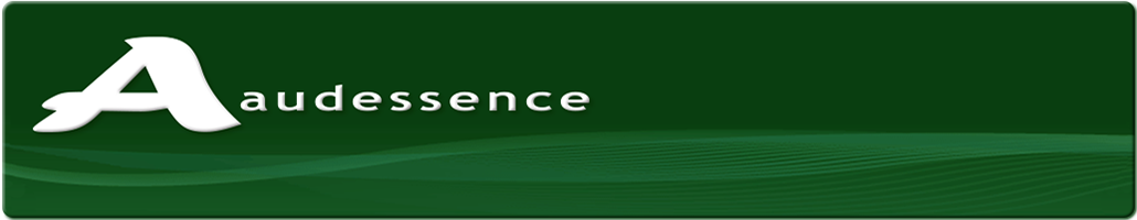 Audessence Logo
